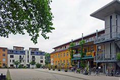 """Freiburg, #Germany has become a model of sustainable development because of the """"universal ecological principles"""" applied by its leadership."""