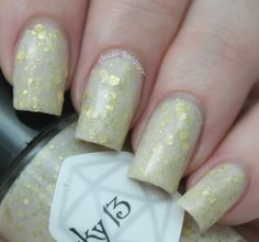 Accio Lacquer: Lucky 13 Lacquer: Golden Snitch