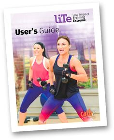 You can now download your free 71-page LITE User's Guide which includes 4 LITE workout rotations. #LITE #cathe #UsersGuide #workouts #exercise #LowImpactExercise Cathe Friedrich, Low Impact Workout, User Guide, Scene Photo, Workouts, Health Fitness, Happiness, Exercise, Gym