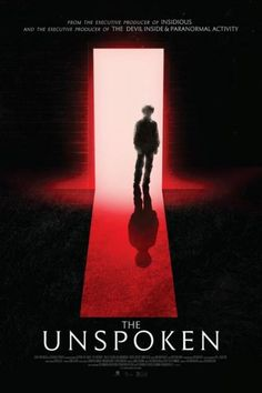 The Unspoken is a 2016 Canadian horror film written and directed by Sheldon Wilson (The Hollow; Scarecrow; Red: Werewolf Hunter; Mothman). It is also known as The Haunting of Briar House. In North …