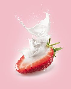 AMITA SMOOTHIES by DESIGN CARTEL , via Behance