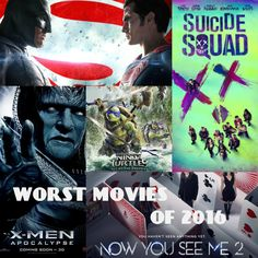 Oh here it is! The one post to cause a lifetime of debate. Well, that's if you don't agree with me! These are my top 5 worst movies of 2016, in no particular order, of course. Starting …