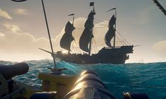 The multi-decked, three-masted Galleon serves as the quintessential ship epitomizing the Spanish naval might of the century. Spanish Galleon, Sea Of Thieves, Pirate Life, Conquistador, Release Date, Pirates Of The Caribbean, 17th Century, Sailing Ships, Boat