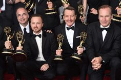 'Breaking Bad' Creator Vince Gilligan Didn't Expect Show to Win Top Prize Bryan Cranston, Breaking Bad Funny, Breaking Bad Cast, Best Tv Shows, Best Shows Ever, Favorite Tv Shows, Vince Gilligan, Aaron Paul, Perfect People