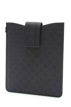 Gucci navy blue rubber iPad case (our price: $79.99)