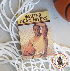 "Today's pick is "" Slam "" by Walter Dean Myers.  Inspired by the NBA season tipoff I thought the next book I would share would be about basketball. I loved playing basketball growing up, fun fact I entered the NBA draft after my senior year in high school. One of my favorite books growing up was SLAM by Walter Dean Myers. Ball was life. If you love ball you will love this book. Read more on Marty's Facebook Page www.facebook.com/MartellusBennettOfficial"