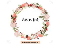 Becky Martínez: Dios es fiel