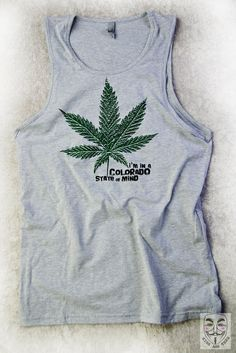 COLORADO POT TANK Top. Colorado First State To by Kissasstees