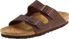 News Birkenstock Unisex Arizona Sandal,Habana Oiled Leather,37 M EU   buy now     $116.95 Birkenstock Unisex Arizona Slip-On Sandals ?Çö a fully adjustable fit combined with superior support Slip your foot into th... http://showbizlikes.com/birkenstock-unisex-arizona-sandalhabana-oiled-leather37-m-eu/