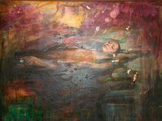 sol halabi paintings | Sol Halabi-Spring