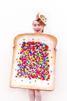 DIY Fairy Bread Costume! ⋆ Brite and Bubbly