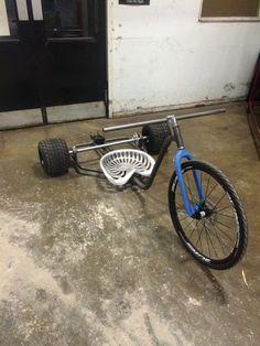 RBF LLC Drift Trike #drifttrike  Gen 1 .  Gen 2 is in the works.