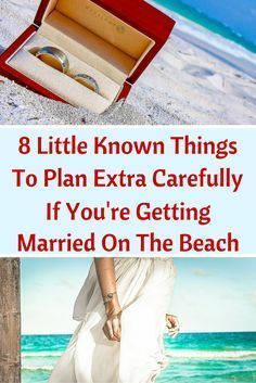 What do the other wedding checklists miss? Read on!  (Wedding Photography by Fun In The Sun Weddings) http://www.funinthesunweddings.com/advice-blog/8-little-known-things-you-need-to-plan-extra-carefully-if-youre-getting-married-on-the-beach