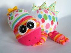 socks monster craft - Google Search