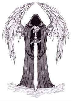 Angel Tattoo 25