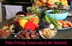 Das Paleo Prinzip - #Essen wie in der Steinzeit. Worum es geht und wie man es selbst machen kann findet ihr im Artikel.
