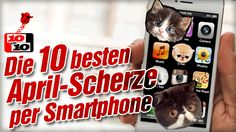 Die 10 besten April-Scherze per Smartphone http://www.bild.de/10um10/2015/10-um-10/hitliste-um-zehn-beste-aprilscherz-apps-40355212.bild.html April...April...I am coming lol...and Aprilscherz/April's fools' day too today lol...