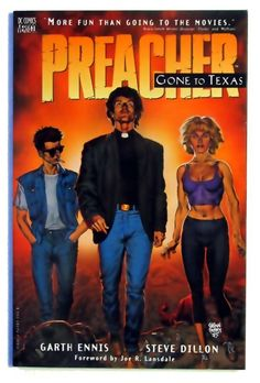 Preacher Graphic Novel - Gone to Texas, private collection
