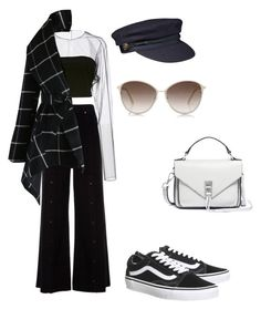 """Ordinary"" by mette-jonkhoff on Polyvore featuring mode, River Island, Rebecca Minkoff, Chicwish, Topshop en Tom Ford"