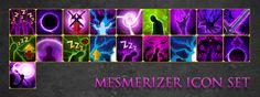 Mesmerizer Skill Icon by Mind-Force on DeviantArt