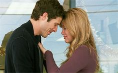 Matt Saracen and Julie Taylor (Zach Gilford and Aimee Teegarden) Friday Night Lights