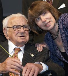 HMDT Blog: Barbara Winton - My father's words must be heard today | Holocaust Memorial Day Trust