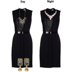 Look like a Pro from Day to Night! by fiesta-collection on Polyvore featuring Christian Dior and Humble Chic