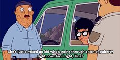 Best of Teddy | #BobsBurgers #GIF