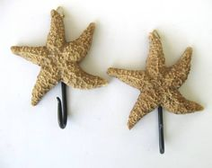 Hook - Star Fish Star Fish Hook - $5.00 : Enchanted Cottage Shop, For Gifts Antiques Reproductions Collectables and Home Decor