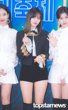 Unif Clothing, Twice Jungyeon, Stage Outfits, Hot Pants, Snsd, Skater Skirt, Kpop, Female, Celebrities