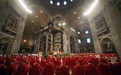 Les cardinaux en conclave pour élire le nouveau pape - http://www.andlil.com/les-cardinaux-en-conclave-pour-elire-le-nouveau-pape-99380.html