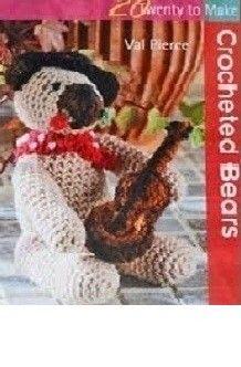 20 to Make Crocheted Bears