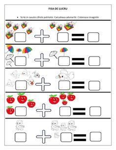 Dyslexia Activities, Kindergarten Math Worksheets, Preschool Activities, Numbers Preschool, 1st Grade Math, Math For Kids, Mathematics, Multiplication, Montessori