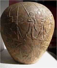 The Narmer Macehead - Hierakonpolis - 3050 BC