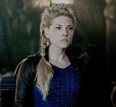 "drogonstone:  """" Katheryn Winnick as Lagertha in the new 'Vikings' season 5 still.  "" """