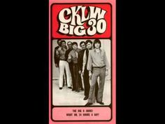 CKLW, my favorite radio station growing up Detroit Area, Metro Detroit, State Of Michigan, Detroit Michigan, Windsor Ontario, Windsor Canada, Detroit History, Thats The Way, Motown