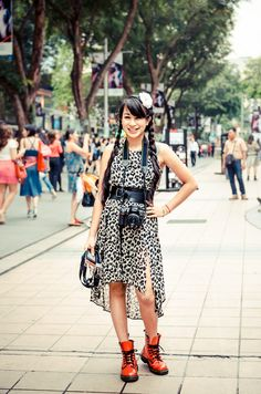 Fashion Singapore To Wear On Pinterest Singapore Fashion Style Guide And Street Style