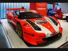HONDA NSX - SUPER GT