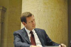 Frederik Geertman, presidente Commissione Regionale ABI Lazio