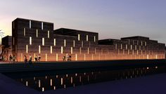 Milano 2015: le pavillon marocain sort de terre