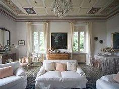 VILLA 5 Italien - Ligurien Haus Am See, Villa, Strand, Windows, Mirror, Furniture, Home Decor, Bedroom, Home
