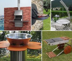 Outdoor Bbq Grills, Grill Design, Smokers, Most Beautiful, Kitchen Ideas,  Garden Ideas, Next Homes, Grilling, Spices