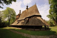 Sękowa Church, Poland.