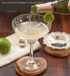 How to St Germain Cocktail