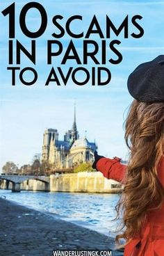 Planning your trip to Paris? Read 20 tips to avoid scams in Paris and pickpockets in Paris with tips from experienced travelers and residents on what NOT to do in Paris to avoid getting pickpocketed…MoreMore #TravelTips