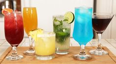 6 #Proud Cocktail Recipes!