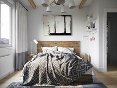 Great Contemporary Home Tips And Strategies For contemporary interior design ideas for apartments Bedroom Wall Colors, Living Room Colors, Living Room Decor, Bedroom Decor, Master Bedroom, Design Blog, Bed Design, Design Ideas, Contemporary Interior Design