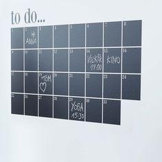 Statt Kalender im flur oder in der Küche