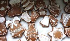 Jak upéct výborné perníčky | hned měkké | recept Christmas Candy, Christmas Cookies, Christmas Decorations, Xmas, Amazing Cakes, Cheesecake, Food And Drink, Sugar, Make It Yourself
