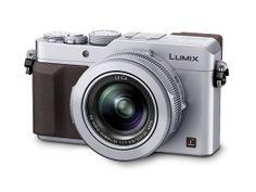 Panasonic Lumix LX100 Sølv